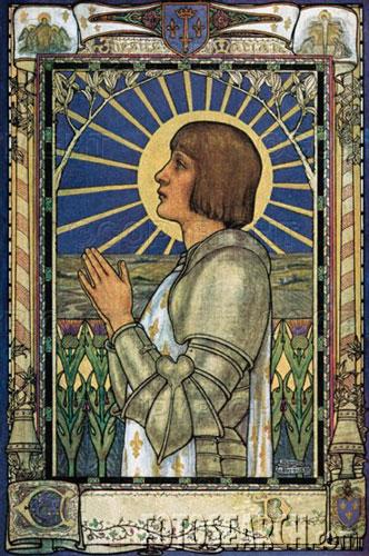 St. Joan in Art FA06014