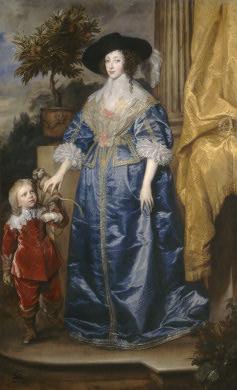 Ladies of the House of Stuart Henriettamaria