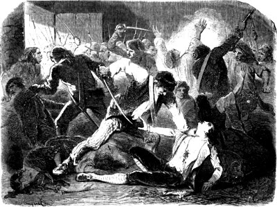 Tea at Trianon: September Massacres