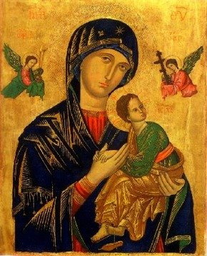 The Blessed Virgin Mary in Art Mother+Perpetual+Help-thumb