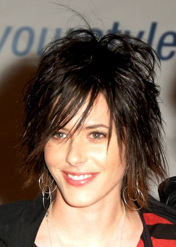 Different Gothic hairstyles. See all 8 photos. Shag Haircut Trends