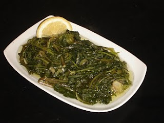 Greek Greens (Horta) Recipe