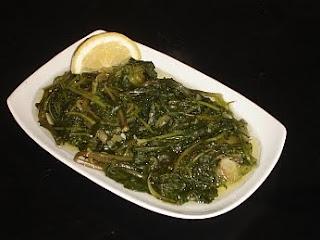Greek Greens (Horta) Recipe