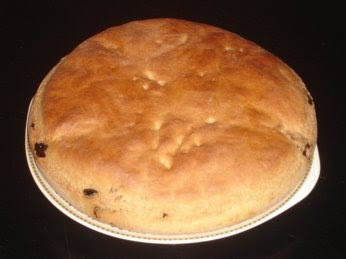 Greek Olive Bread Recipe