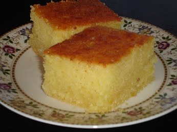 Greek Semolina Cake Uk
