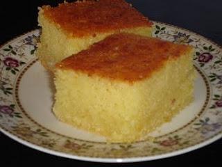 Greek Yoghurt Cake (Yaourtopita) Recipe