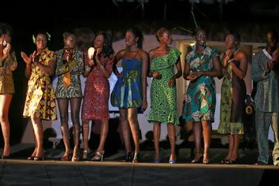 Fashion Apparel on Ghana Rising  Fashion  Maksi Clothing