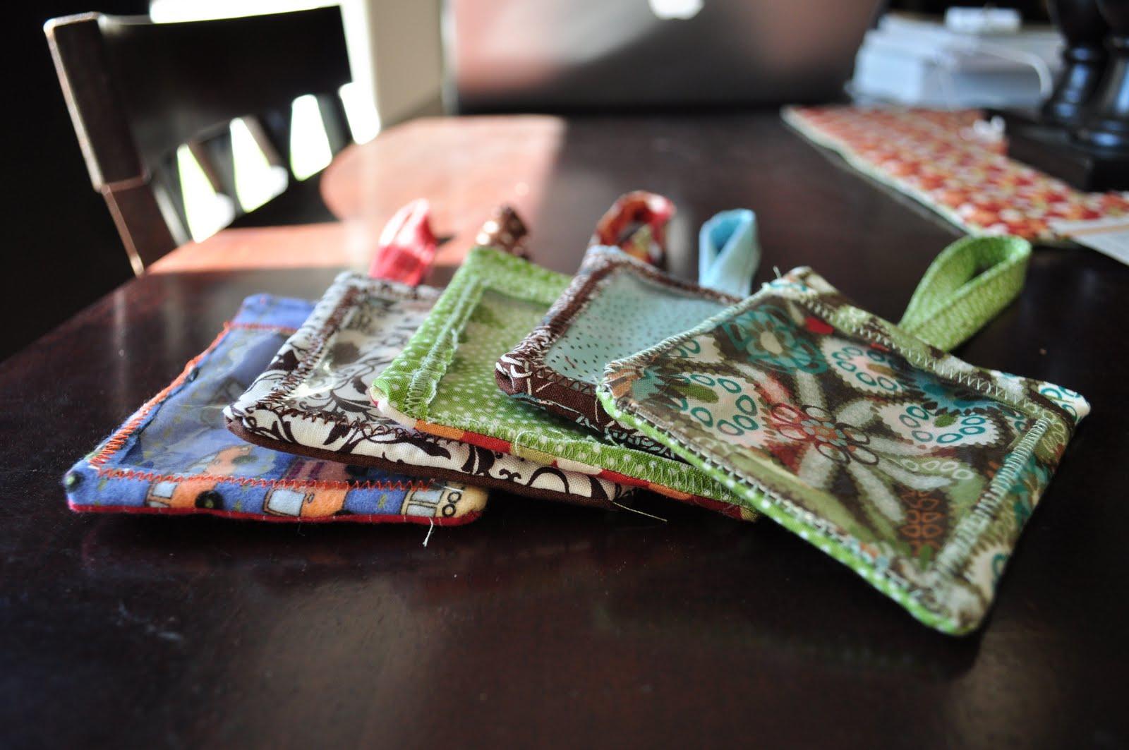 recyclage de poches