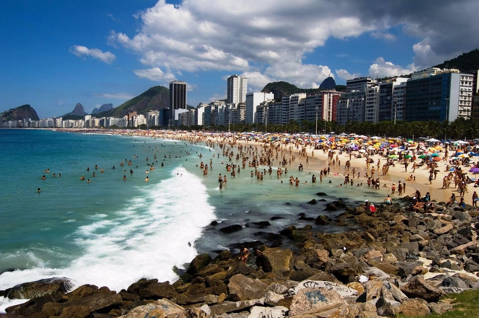 As Ruas da Zona Sul Ipanema+Beach