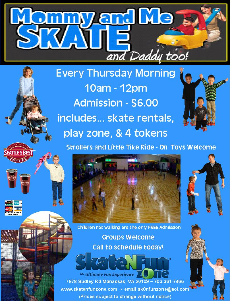 Roller skating rink northern va - Want To Take A Trip Back To Your Childhood Need An Indoor Activity On A Hot Day For All Ages Go Roller Skating At The Skate N Fun Zone In Manassas Va