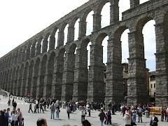 Segovia y su milenario acueducto