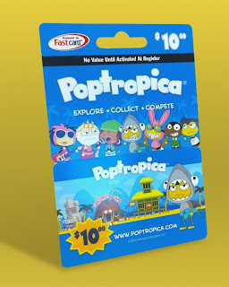 Poptropica Game Cards are now available in Australia and New Zealand!