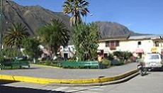 Plaza de Armas, Urubamba
