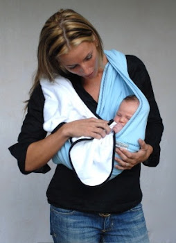 Carrying Your Baby Comfortably