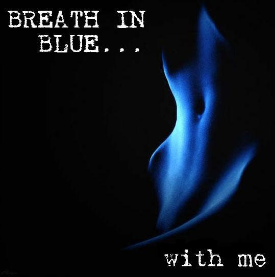 Breath in Blue