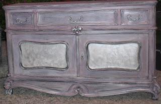 Quiero pintar un mueble pero est barnizado pinturadecor - Restaurar un mueble barnizado ...
