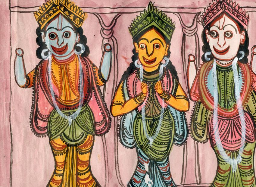 jagannath pat midnapur india
