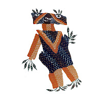 gond tribe painting
