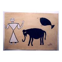 chano devi godhana painting<br />