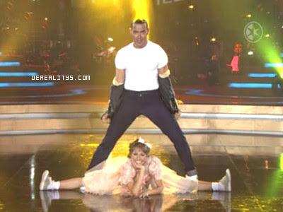 foto baile mundo: