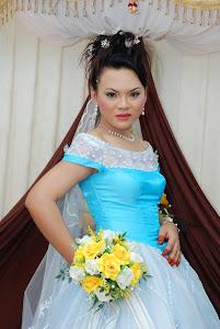 Gaun yg paling aku suka