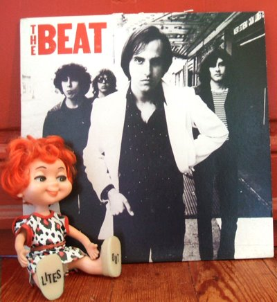 The Paul Collins Beat Walking out on love 1979  cbs records power pop punk us