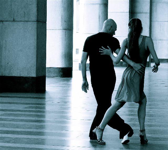 affari di tango... con Cristina