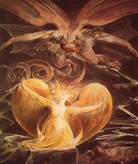 William Blake - ROMANTICISMO Dragon_rojo_blake_02