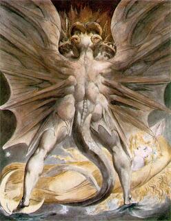 William Blake - ROMANTICISMO Dragon_rojo_blake_01