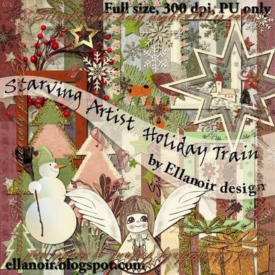 http://ellanoir.blogspot.com/2009/12/starving-artist-holiday-train.html