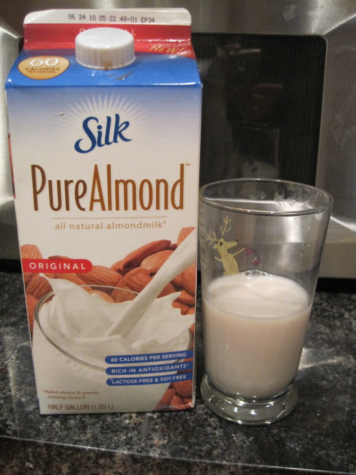 Coupons for silk pure almond milk