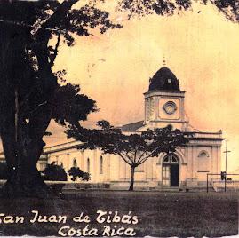 Basílica de Tibás, 1940