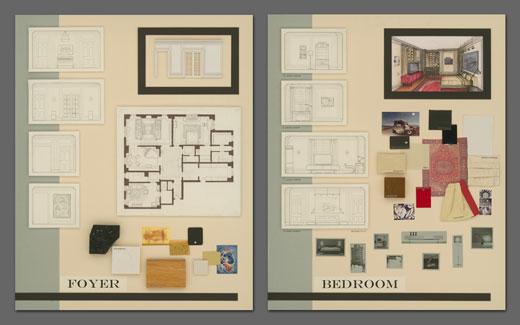 Labels Drexel University Interior Design Portfolio