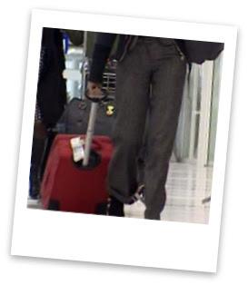 ou sont les bagages
