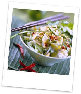 saveur thailandaise