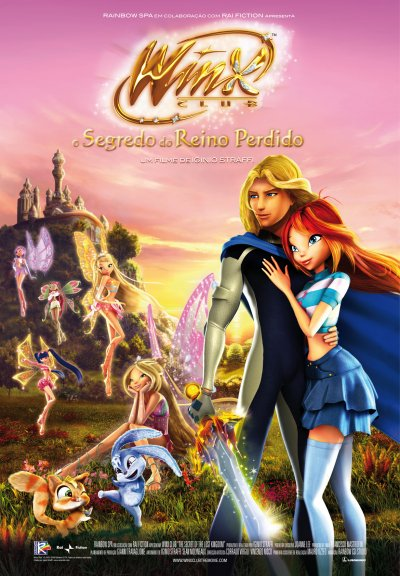 O Clube Das Winx: O Segredo do Reino Perdido