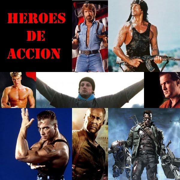 HEROES DE ACCION