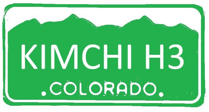 Colorado Kimchi Hash Trash