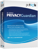 PC Tools Privacy Guardian 4.1