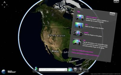 Microsoft Surface Globe