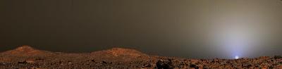 Pathfinder - Mars Sunset