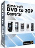 Aimersoft DVD to 3GP Converter 2.2