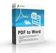 Simpo PDF to Word Converter 3.0