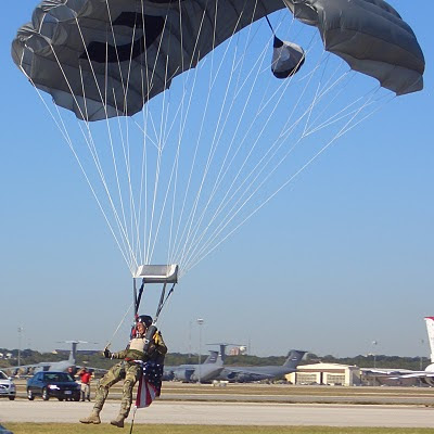 USAF CCT Landing