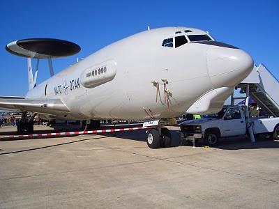 Lackland AFB Air Fest: E-3 Sentry