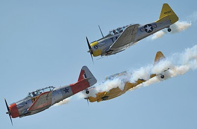 Lackland AFB Air Fest: T-6 Texan - USAF News Release