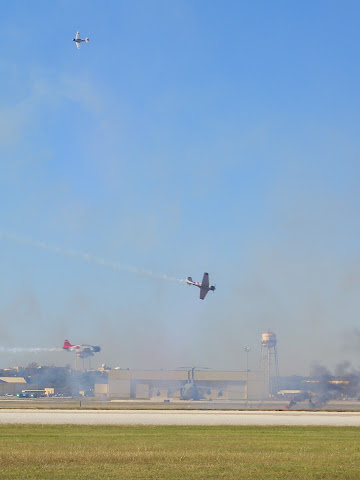 Lackland AFB Air Fest: Tora! Tora! Tora! - All Japan Aircraft, Where Are Americans?