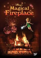 Disney's Magical Fireplace Screensaver