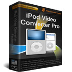 WonderFox iPod Video Converter Factory Pro 3.0