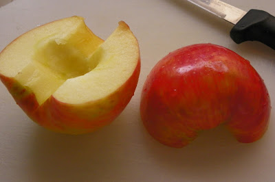 Булочки с корицей - яблочный вариант